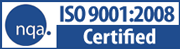Surmet - NQA ISO 9001 Registered